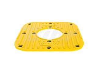Borracha superior cavalete fixo Polisport amarela 8985900005