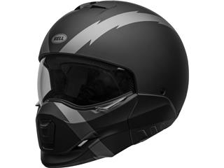 BELL Broozer Helmet Arc Matte Black/Gray Size XL - 800000600071