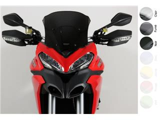 MRA Touring Windshield Smoked Ducati Multistrada 1200/S