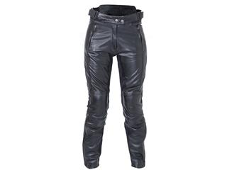 Pantalon RST Ladies Kate cuir noir taille L femme - 119460114