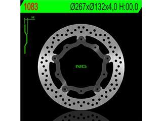 NG 1083 Brake Disc Round Floating