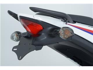 Kentekenhouder, zwart aluminium R&G RACING Honda CBR500R/CB500F