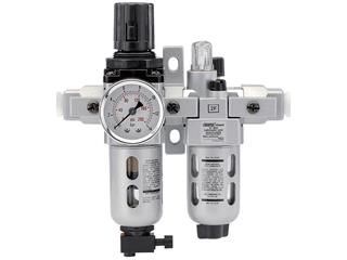 """Filtre - régulateur - lubrificateur DRAPER 1/4"""""""
