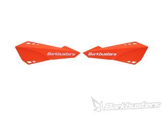 Paramanos de bicicleta Barkbusters (recambio) naranja