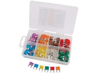 DRAPER Box of 100 Mini-FuseS