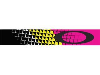 OAKLEY O Frame 2.0 MX Goggle Dissolve Pink Yellow Clear + Dark Grey Lens - 3c849ea0-a991-486c-b5c7-222c8647ae0d