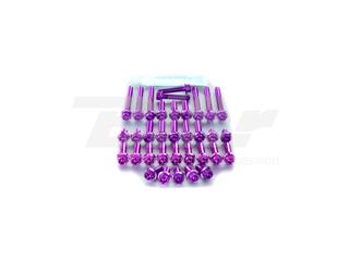 Kit tornillería aluminio Race Spec motor Pro-Bolt ESU163HXRP Violeta - 3c909181-b945-4a29-be3a-dba6fbdcbf81