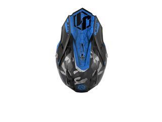 JUST1 J32 Pro Helmet Swat Camo Fluo Blue Gloss Size L - 3c95a478-c262-47de-b785-ebd806078613