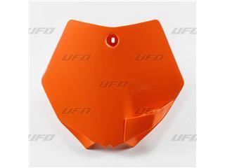 Plaque numéro frontale UFO orange KTM SX65 - 78522053