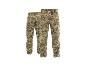 Pantalon RST Aramid Cargo textile vert taille 3XL homme