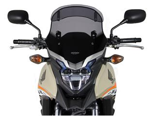 MRA Vario Touring Windshield Smoked Honda CB500X