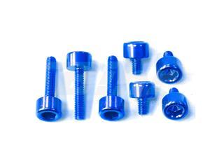 Kit parafusaria tampa reservatório Pro-Bolt alumínio TYA460B azul