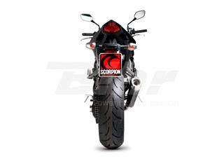 Escape Scorpion Power Cone Honda CB R 1000 (08-) Inox/Inox - 3d28050a-bfec-4d09-907d-241eb135b11e
