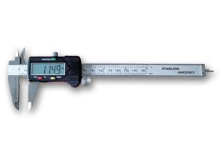 BETA Digital Vernier Caliper Size 150mm Hardened Stainless Steel in hard Plastic Case