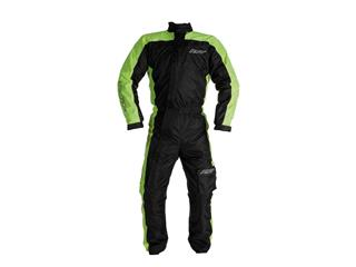 RST Waterproof Suit Black/Flo Yellow Size XL Men