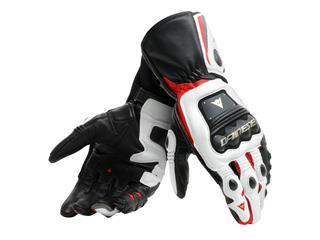 Glove Dainese Steel-Pro Black/White/Red Sz Xxl
