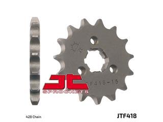 JT SPROCKETS Front Sprocket 14 Teeth Steel Standard 520 Pitch Type 418 Kawasaki KE125
