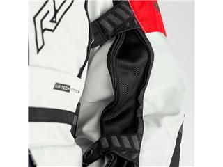 Chaqueta Textil (Hombre) con Airbag RST ADVENTURE-X Azul/Rojo , Talla 54/L - 3da20c21-d1ed-4684-ac95-5038dca3f8d2