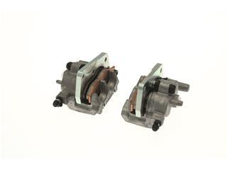 Etrier de frein NISSIN 2 pistons avant gauche pour quads - 3da42825-7f49-496c-91f5-2ad62d197bb0