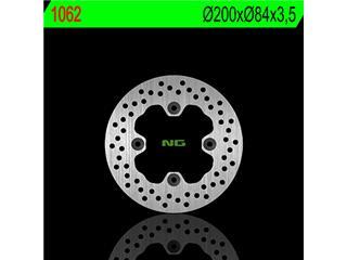 Disque de frein NG 1062 rond fixe - 3501062