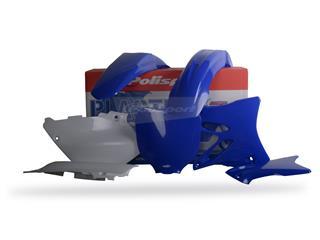 Kit plastique POLISPORT couleur origine (07-12) Yamaha WR250F/WR450F - PS111ST11