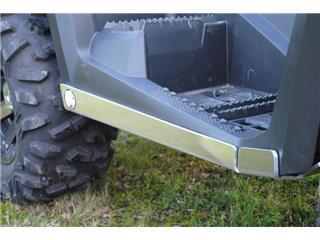 Proteção de estribo AXP, alumínio, Can-Am Outlander