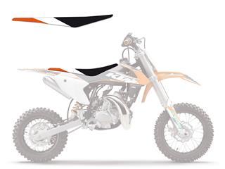 Housse de selle BLACKBIRD Dream Graphic 3 noir/orange KTM SX50 - 78102237