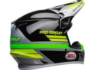 Casque BELL MX-9 Mips Pro Circuit 2020 Black/Green taille S - 3e964a25-5617-4d49-bf30-dcd8d075cadc