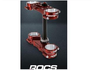 ROCS X-TRIG triple clamp Suzuki RM-Z250