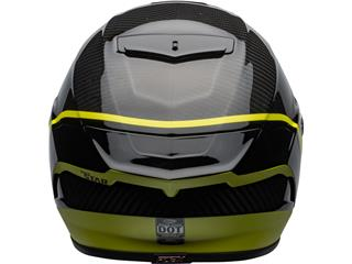 BELL Race Star Flex DLX Helmet Velocity Matte/Gloss Black/Hi Viz Size XXL - 3edc3653-c735-4986-872f-b5f75502ead7