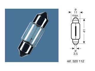 Ampoule OSRAM Navette Original Line 12V/10W culot SV8.5-8 10pcs - 3f11b2fe-1550-4650-bf7d-05bcbad8c937