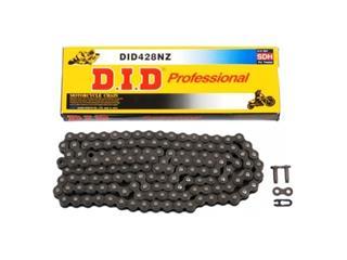 Chaîne de transmission D.I.D 428 NZ noir/noir 88 maillons