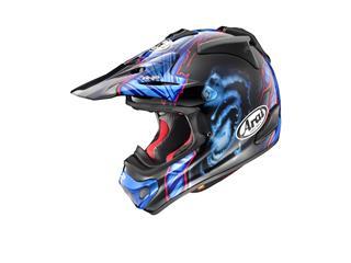 ARAI MX-V Helmet Barcia Black Size XS