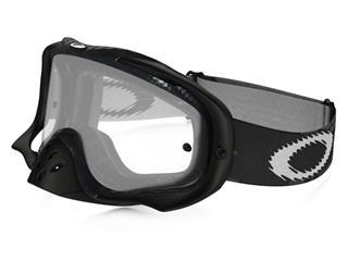 OAKLEY Crowbar MX Goggle True Carbon Fiber Clear Lens - 01-703