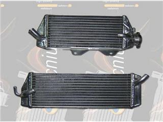Radiateur oversize droit TECNIUM Honda CRF450R/RX