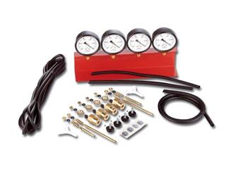 BIHR Carburettor Synchronizer for 4 Cylinders Engine