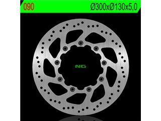 Disque de frein NG 090 rond fixe - 350090