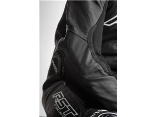 RST Race Dept V4.1 Airbag CE Race Suit Leather Black Size S Men - 4003623a-6b8f-4a9e-8d06-bd397c5ddb94