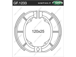 Mâchoire de frein NEWFREN GF1233 organique