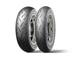 DUNLOP Reifen TT93 GP 90/90-10 M/C 50J TL - 574633326