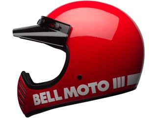 Casque BELL Moto-3 Classic Red taille M - 40218821-959f-4fbf-862c-f31644dabad6