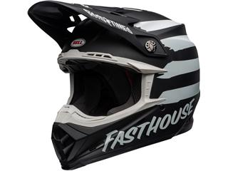 Casque BELL Moto-9 Mips Fasthouse Signia Matte Black/Chrome taille XS - 40731551-135b-401c-be19-31c5851bb603