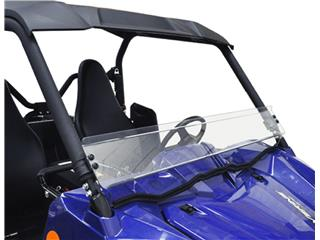 DIRECTION 2 Short Windshield Polycarbonate Yamaha Wolverine