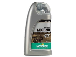 MOTOREX Legend 4T 20W50 Motor Oil 1L