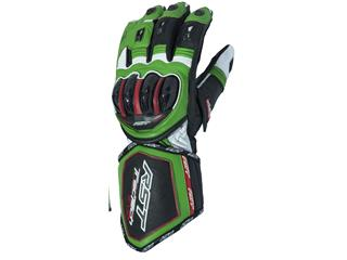 RST Tractech Evo CE Gloves Leather Green Size M/09