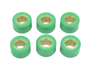 ATHENA Rollers Ø20x12mm 11g - 6 Pieces