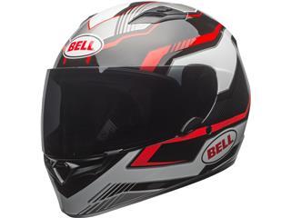 BELL Qualifier Helmet Gloss Black/Red Torque Size XXL