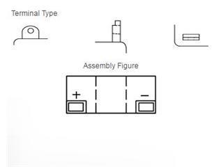 Batterie YUASA 6N11A-4 conventionnelle - 41d8dc8b-d87b-45d5-89f9-96de9c53a7ee