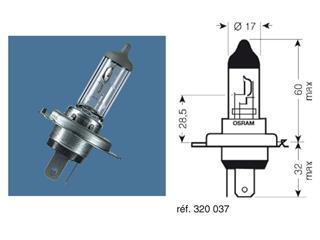 10 AMPOULES HS1 12V35/35W