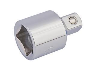 """DRAPER 3/4"""" (F) x 1/2"""" (M) Socket Converter - 89101195"""
